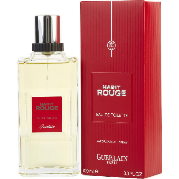 Habit Rouge Guerlain
