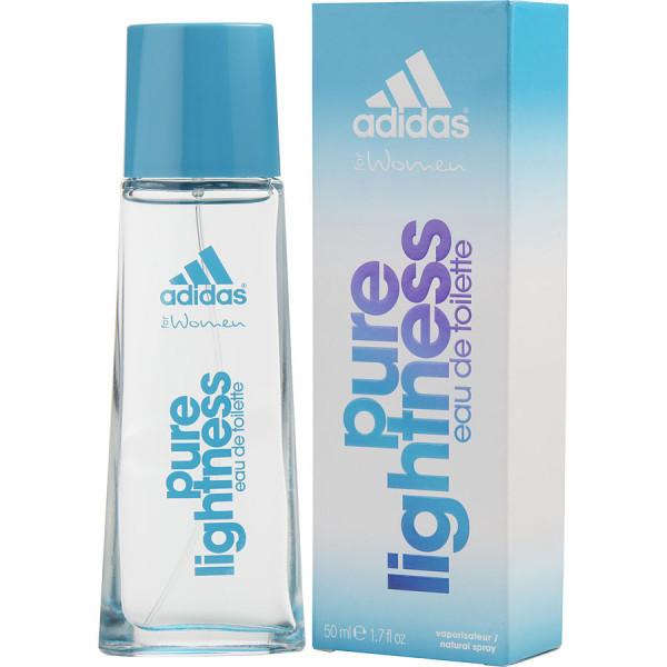 100% de alta calidad boutique de salida selección mundial de Adidas Pure Lightness Eau De Toilette Women 50 ML
