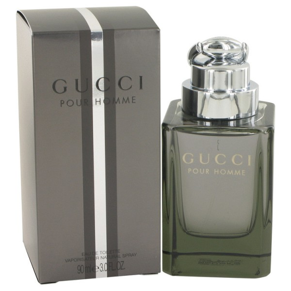 Gucci By Gucci Pour Homme Gucci Eau de Toilette Spray 90ML - Sobelia ec0b6a8fa8