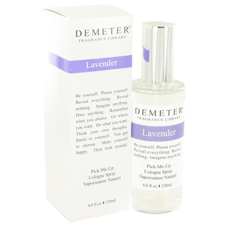 demeter fragrance library lavender