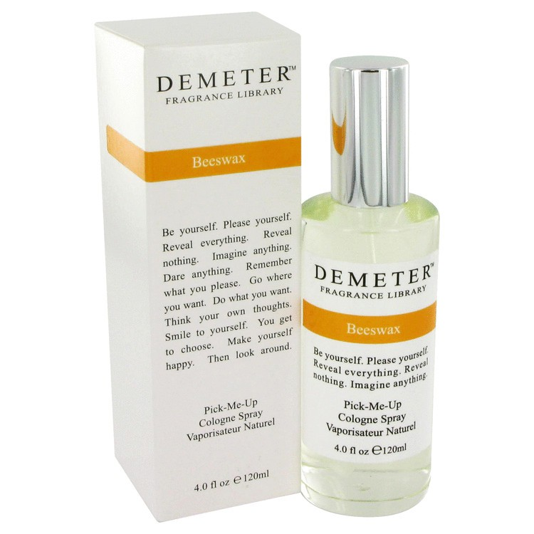 demeter fragrance library beeswax
