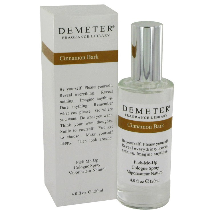demeter fragrance library cinnamon bark