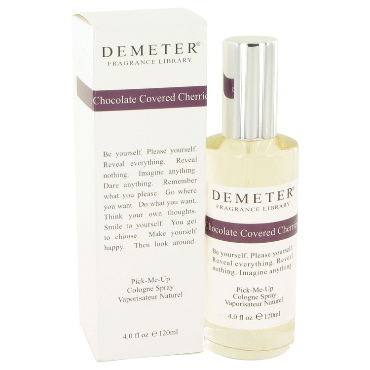 demeter fragrance library chocolate covered cherries