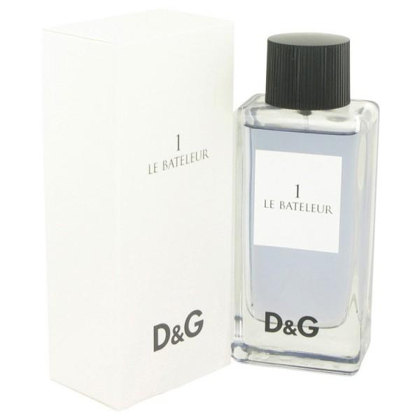 100 De Gabbana Eau Ml Men Le 1 BateleurDolceamp; Toilette LSqGjpzUMV