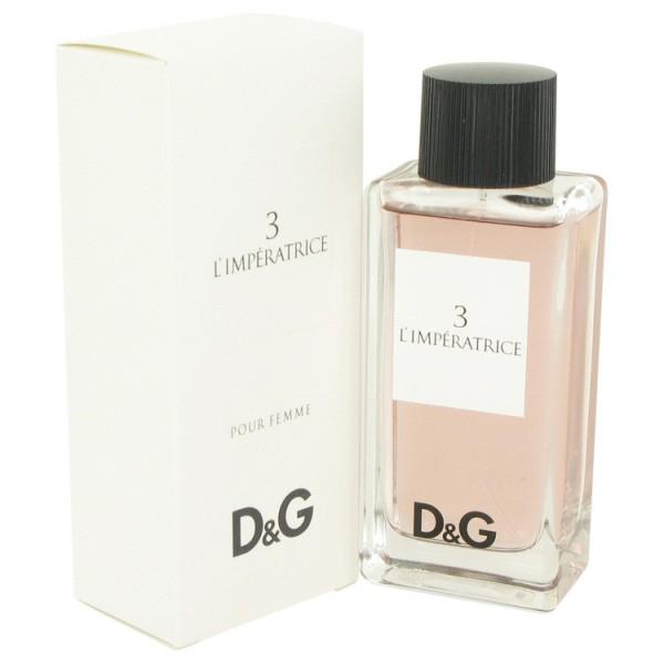 3 L Impératrice Dolce   Gabbana Eau de Toilette Spray 100ML - Sobelia ccfa8974ef74