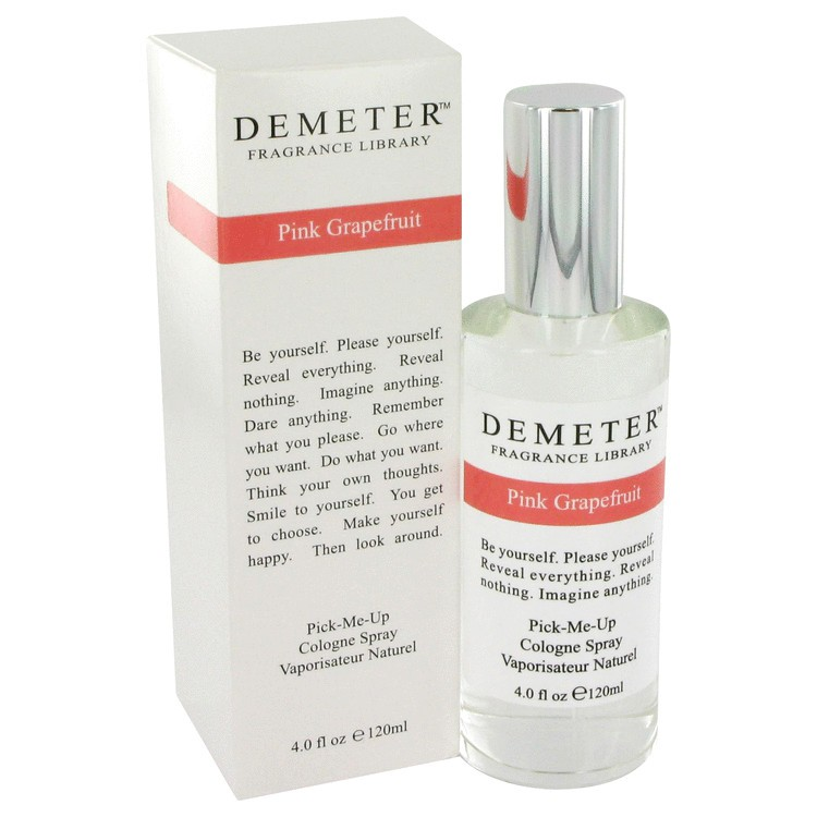 demeter fragrance library pink grapefruit