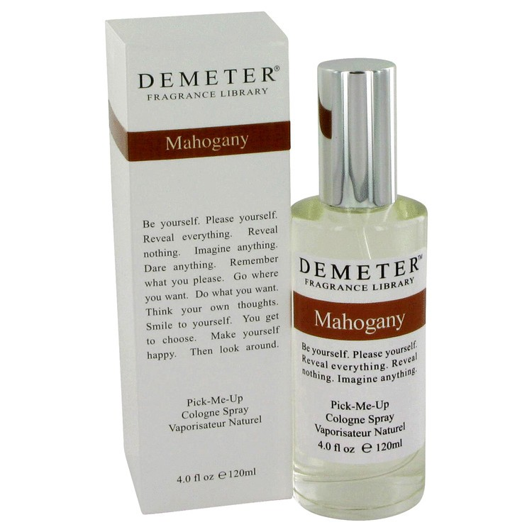 demeter fragrance library mahogany
