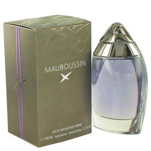 Mauboussin Eau De Parfum Men 100 Ml Sobeliacom