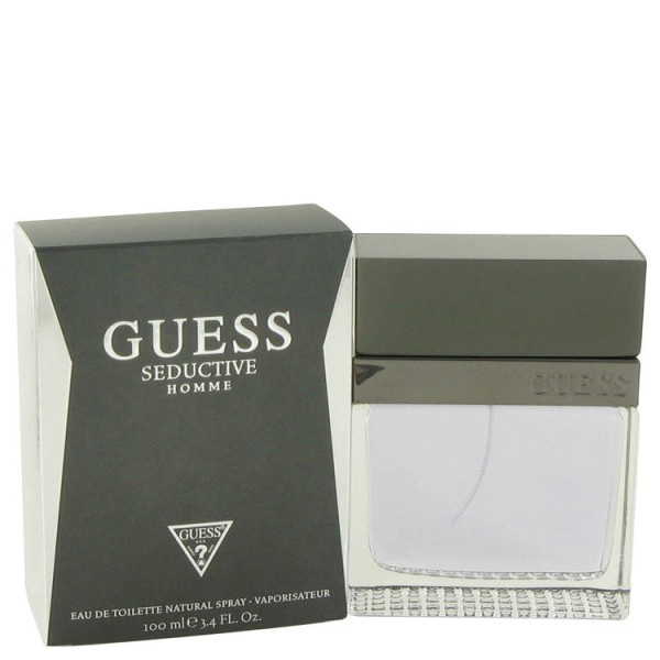 Guess Seductive Homme Eau De Toilette Men 100 Ml