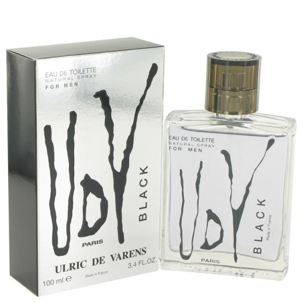 ulric de varens udv black for men