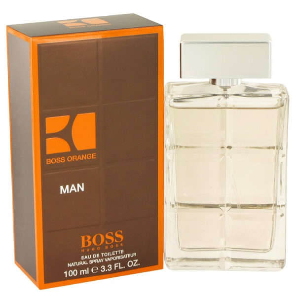 boss orange 100 ml