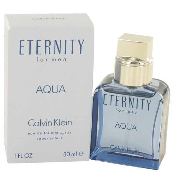 Eternity Aqua Calvin Klein Eau De Toilette Men 30 Ml