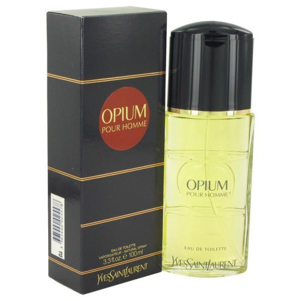 opium yves saint laurent eau de toilette m nner 100 ml. Black Bedroom Furniture Sets. Home Design Ideas