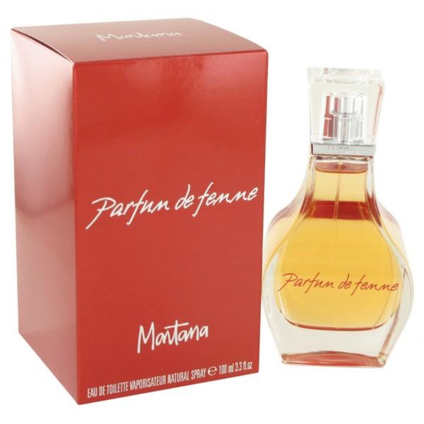 montana parfum de femme