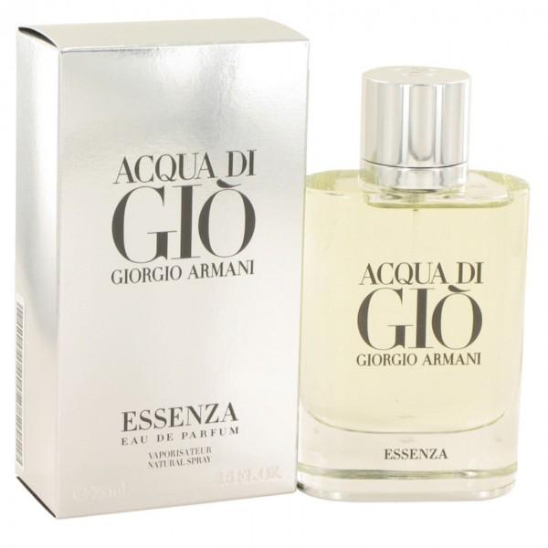 Acqua Di Gio Essenza Giorgio Armani Eau De Parfum Spray 75ml Sobelia