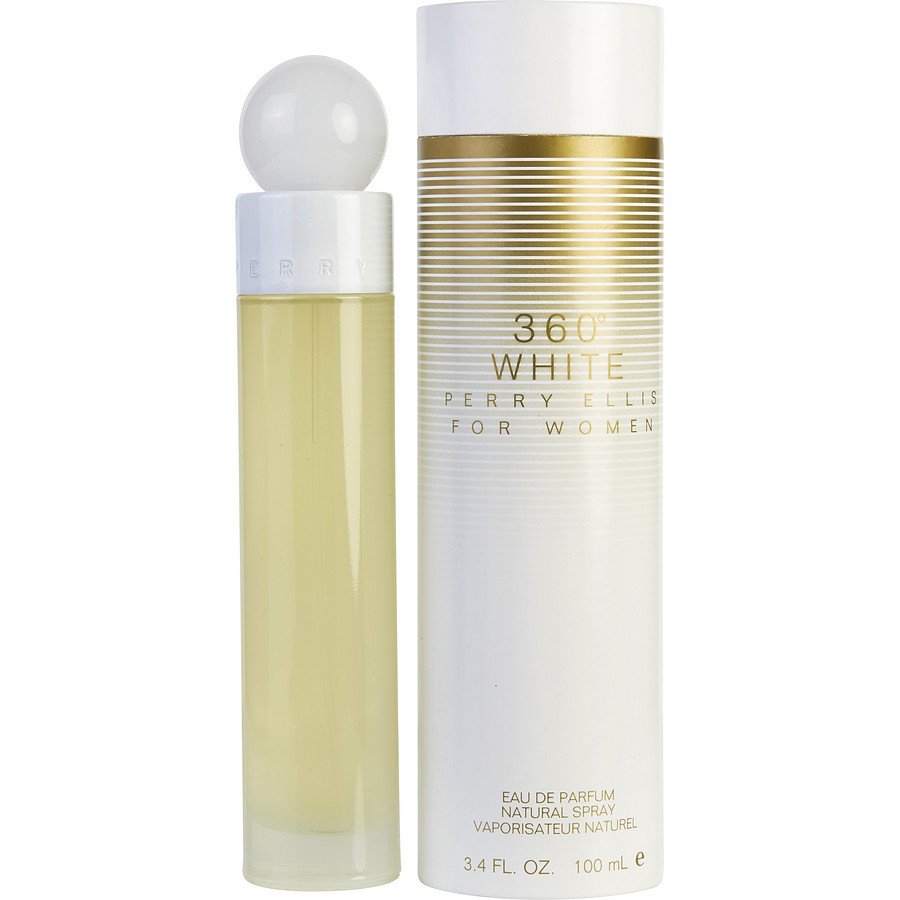 perry ellis 360° white for women
