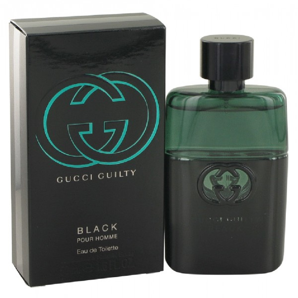 94e6e188a Gucci Guilty Black Eau De Toilette Men 50 ML - Sobelia.com