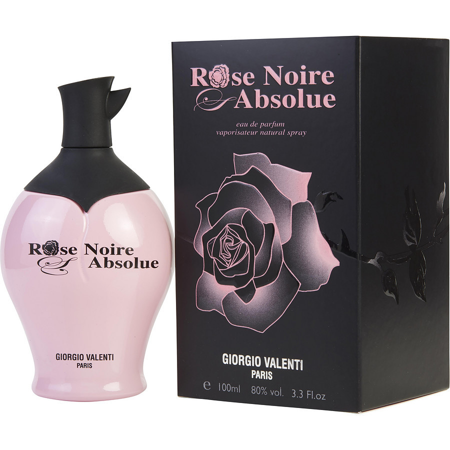 giorgio valenti rose noire absolue
