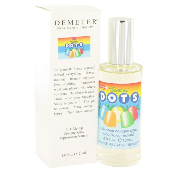 demeter fragrance library tootsie - tropical dots