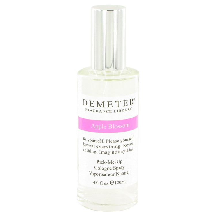 demeter fragrance library apple blossom