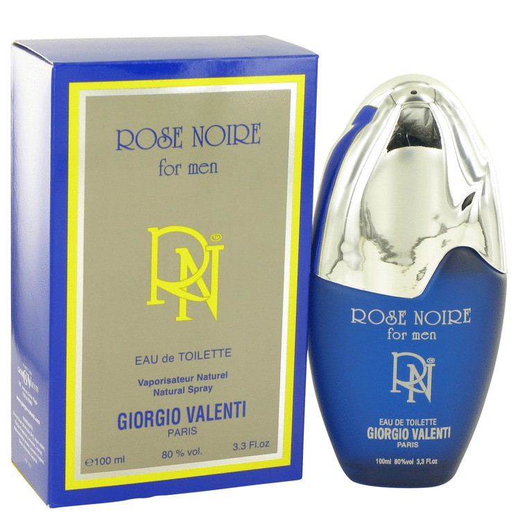 giorgio valenti rose noire for men
