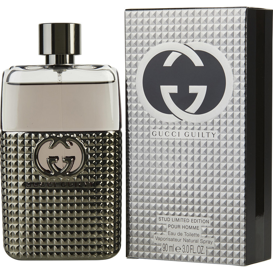 gucci guilty pour homme stud limited edition