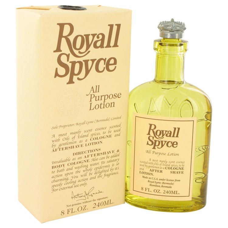 royall lyme of bermuda royall spyce