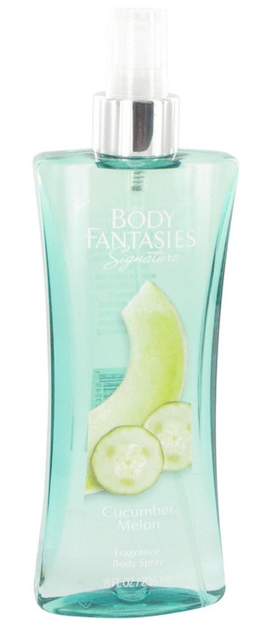 parfums de coeur body fantasies signature - cucumber melon