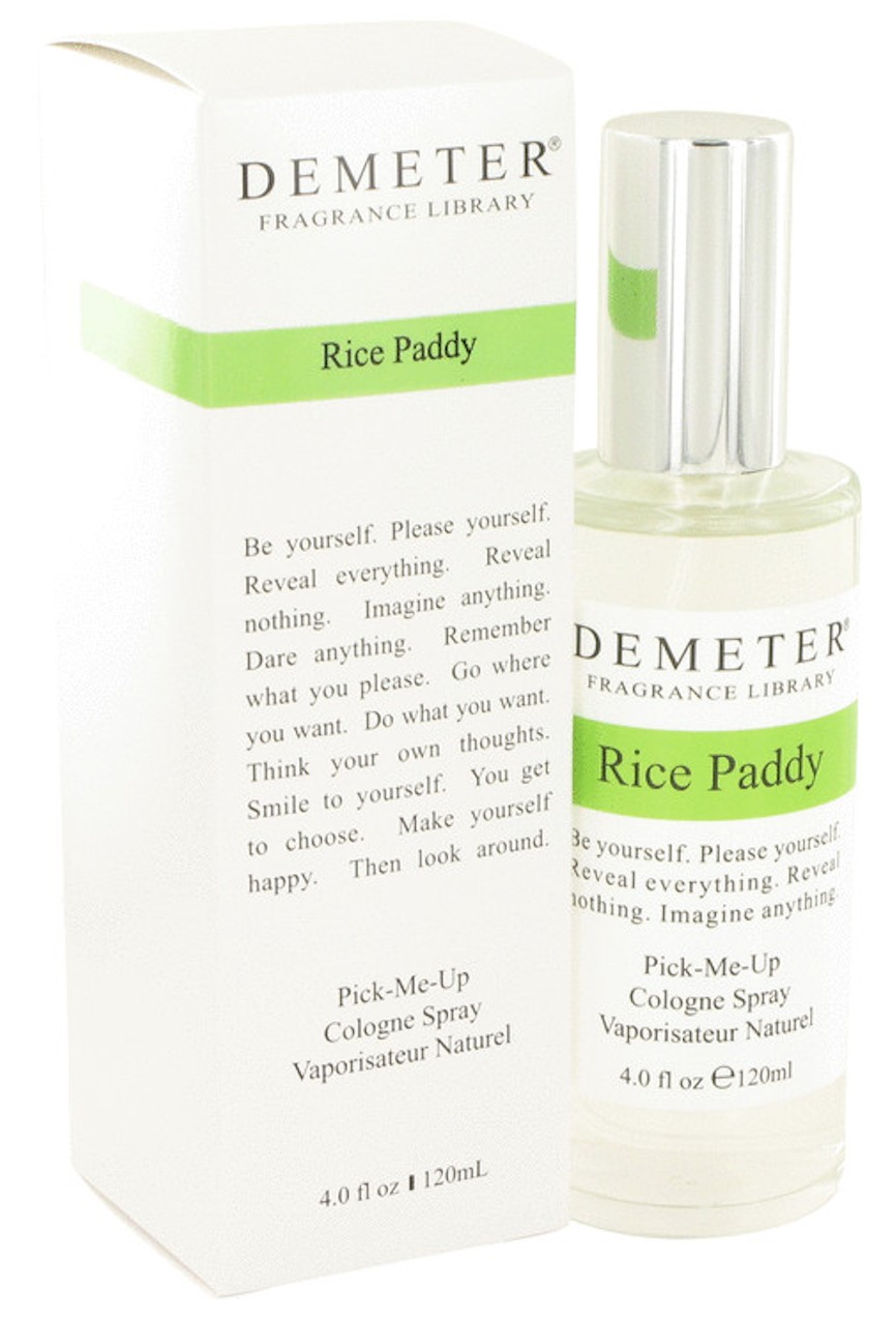 demeter fragrance library rice paddy