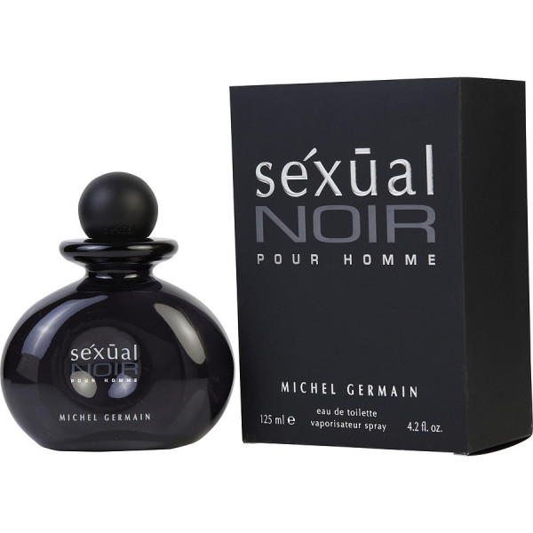 michel germain sexual noir pour homme
