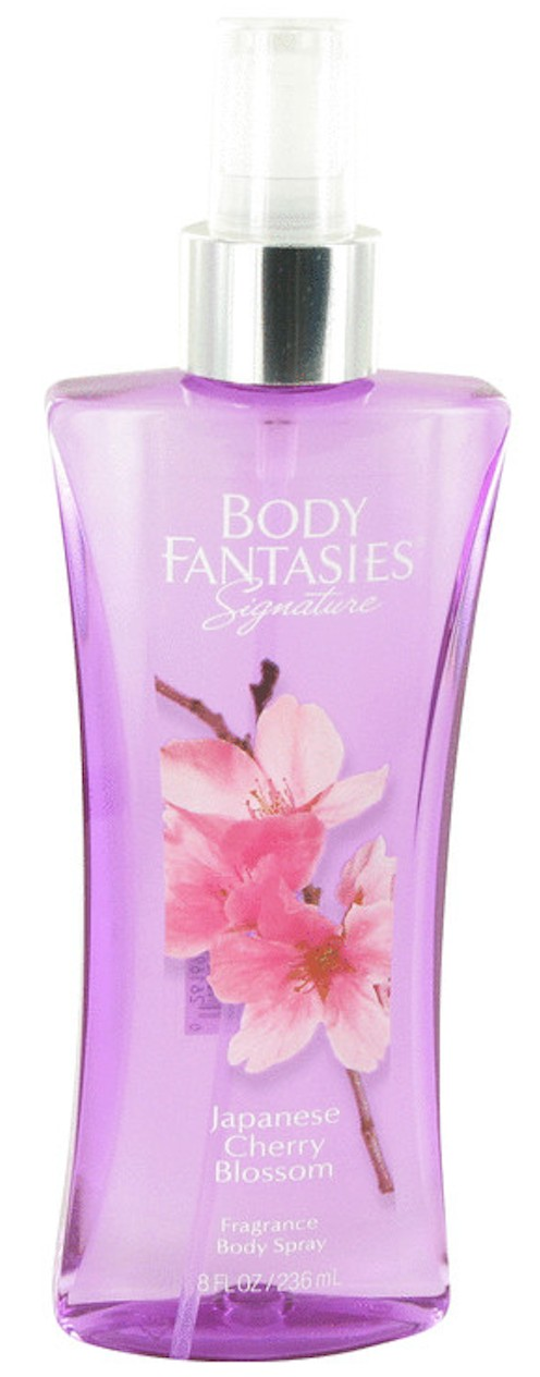 parfums de coeur body fantasies signature - japanese cherry blossom