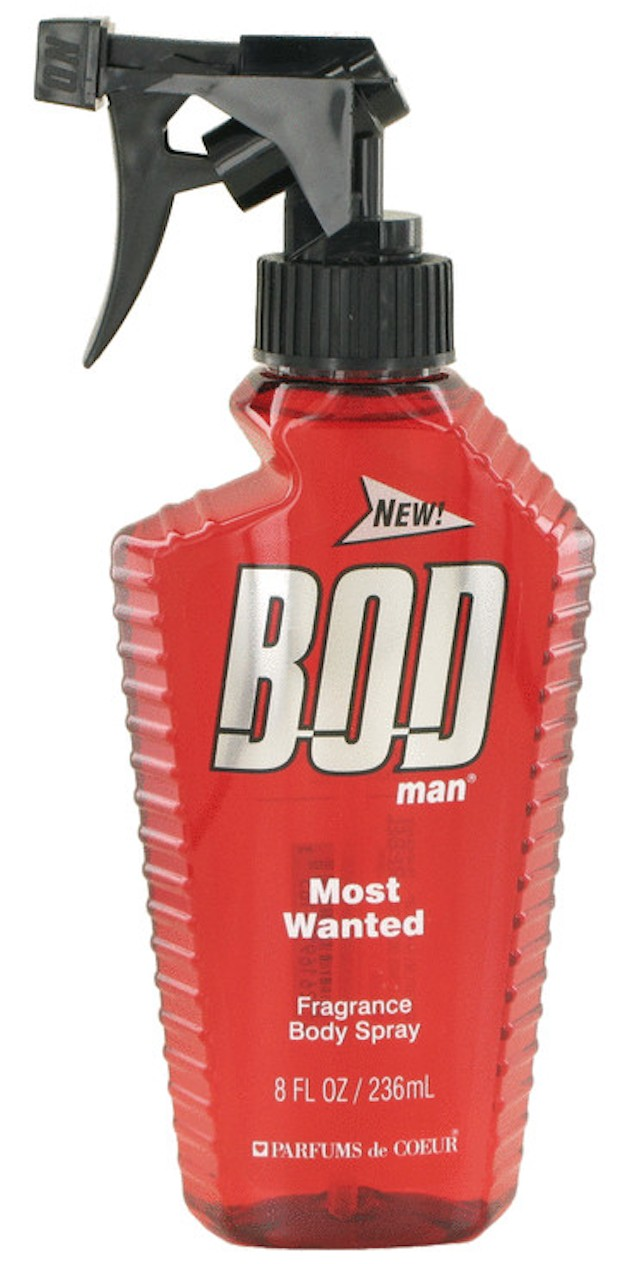 parfums de coeur bod man - most wanted