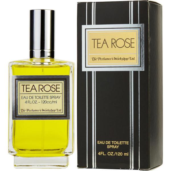 perfumer's workshop tea rose