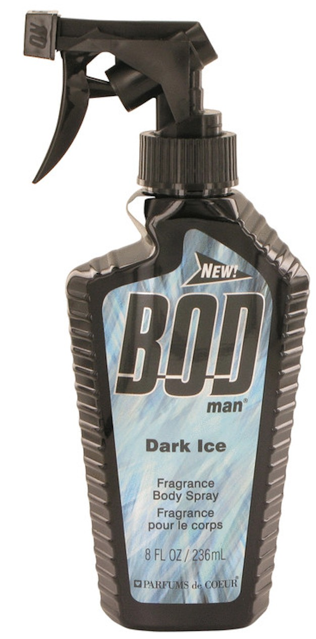 parfums de coeur bod man - dark ice