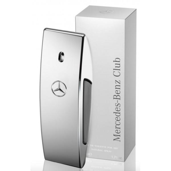 Mercedes Benz Club Eau De Toilette Men 100 Ml Sobeliacom