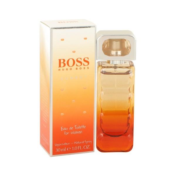 Boss Orange Sunset Hugo Boss Eau De Toilette Women 30 Ml