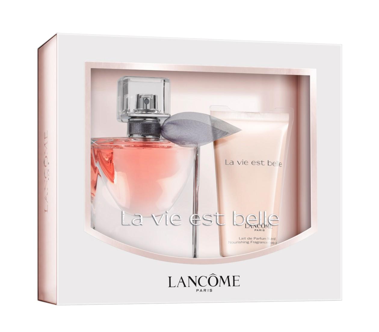 lancome la vie est belle l'extrait de parfum