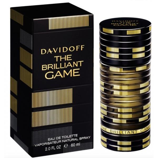 The Brilliant Game Davidoff Eau De Toilette Men 60 Ml
