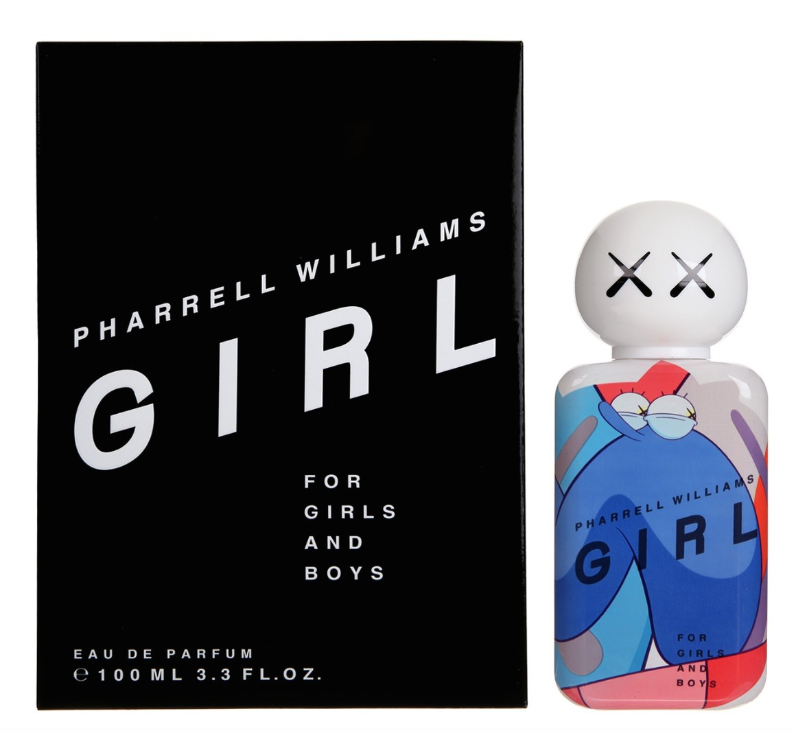 comme des garcons g i r l by pharrell williams