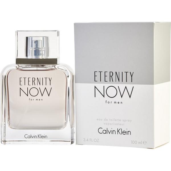 Eternity Now Calvin Klein Eau De Toilette Men 100 Ml