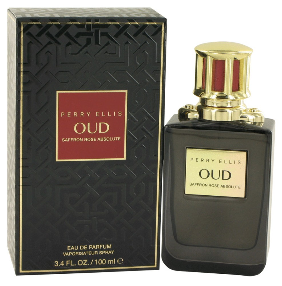 perry ellis oud - saffron rose absolute