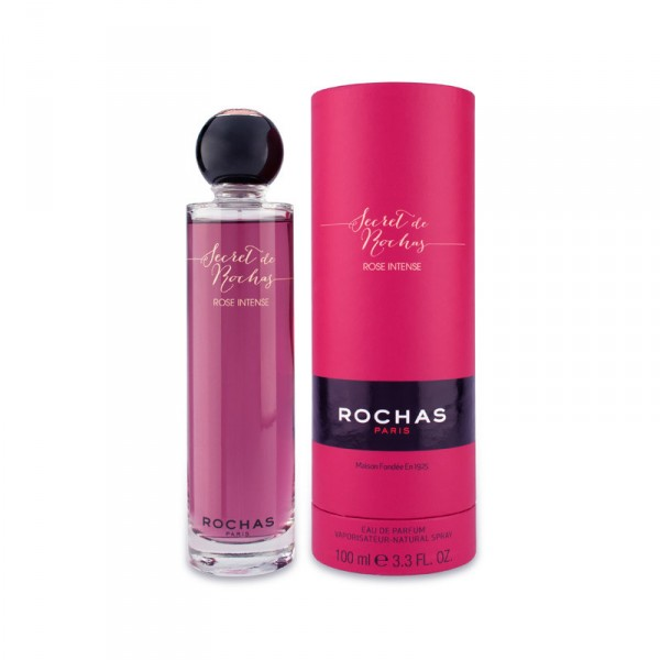 Parfum Secret De Rochas Rose Intense