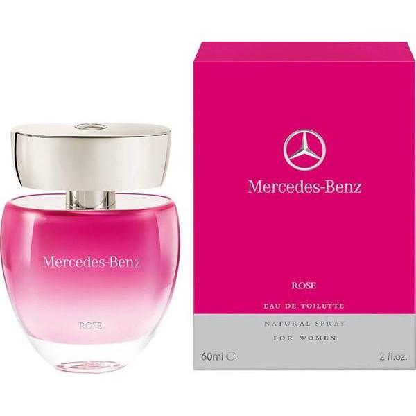 Mercedes Benz Rose Eau De Toilette Women 90 Ml Sobeliacom