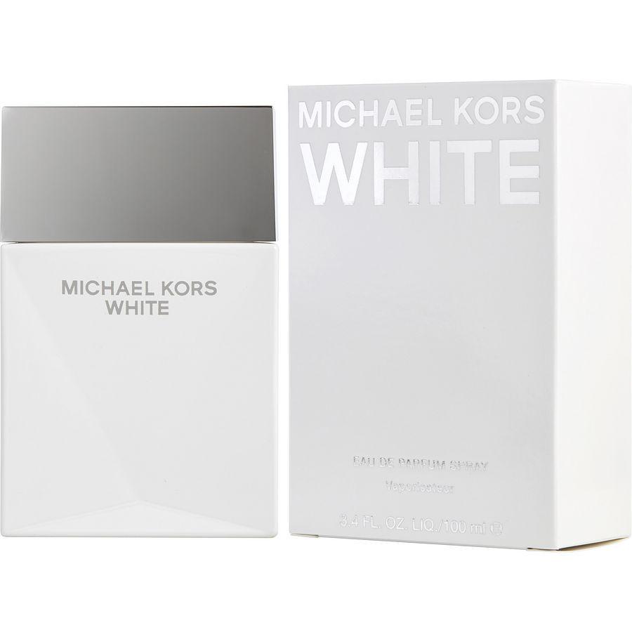 michael kors michael kors white