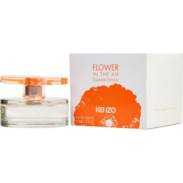 Parfum Kenzo Flower In The Air Summer Edition