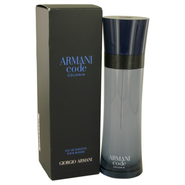 new styles more photos presenting Armani Code Colonia