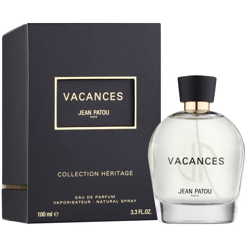 jean patou collection heritage - vacances