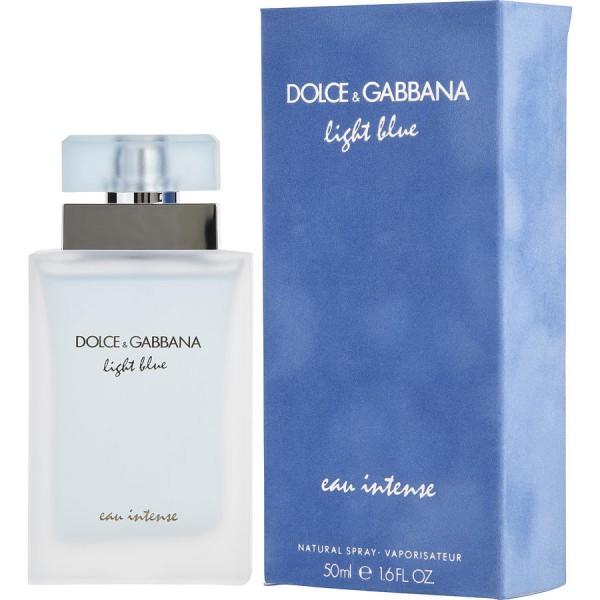 fb1e08d1da9a Light Blue Eau Intense   Dolce & Gabbana Eau De Parfum 50 ML