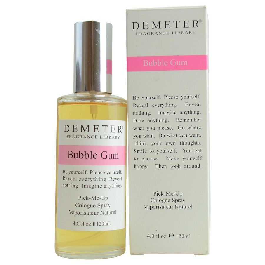demeter fragrance library bubble gum