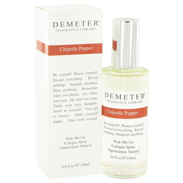 demeter fragrance library chipotle pepper